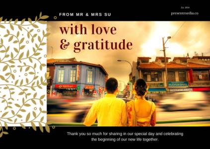 Pre-Wedding photography in little India, Singapore